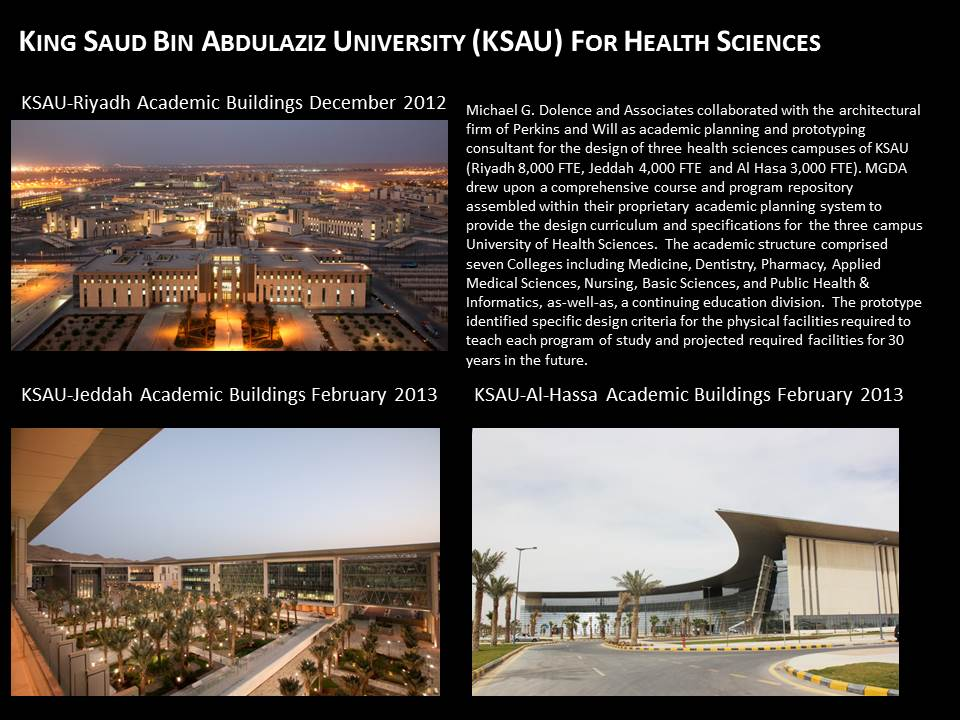 King Saud Bin Abdulaziz University (KSAU) For Health ...
