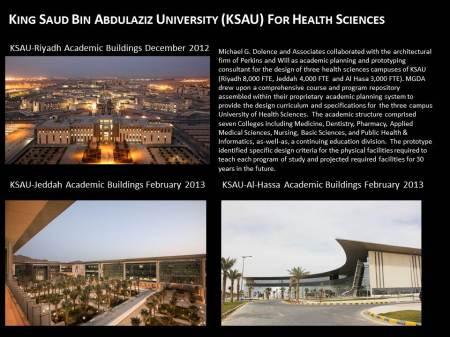King Saud Bin Abdulaziz University (KSAU) For Health Sciences