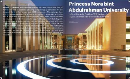 Princess Nora Bint Abdulrahman University, Riyadh, Saudi Arabia