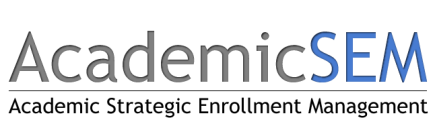 Academic Strategic Enrollment Management  (ASEM) Professional GroupLaunched