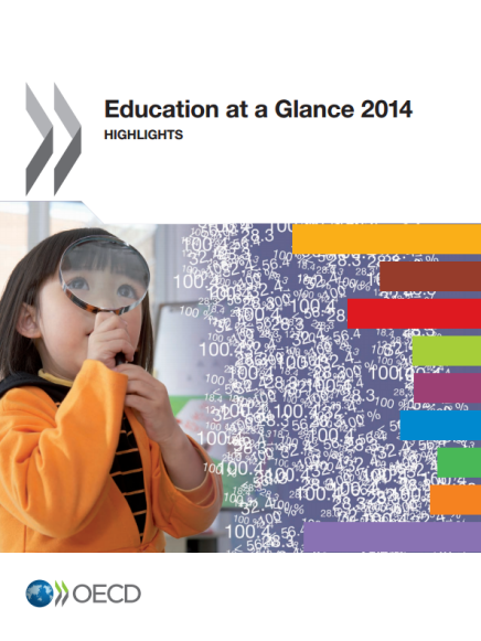 The Organisation for Economic Co-operation and Development (OECD) Releases 2014 Data for Education
