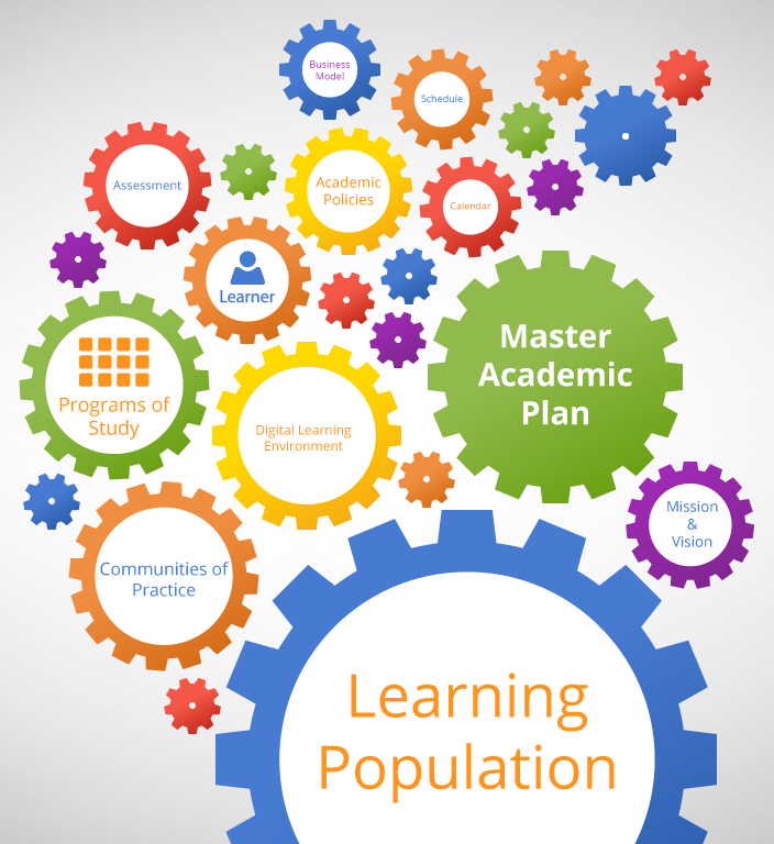 Master Academic Plan (Graphic)