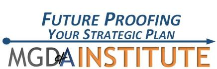 Future Proofing Your Strategic Plan, January 2016