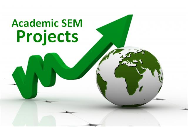 Overview of MGDA Academic SEM Projects
